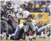 "Dallas Cowboys Emmitt Smith Autographed 16"" x 20"" Photo"