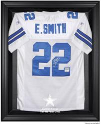 Dallas Cowboys Emmit Smith Hall of Fame Jersey Case - Mounted Memories