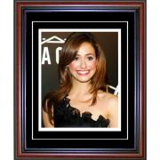 Emmy Rossum Framed 8x10 Photo