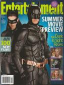 Entertainment Weekly April 20 2012 Dark Knight Rises Christian Bale No Label