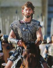 Eric Bana Signed Troy Authentic Autographed 11x14 Photo (PSA/DNA) #H86950