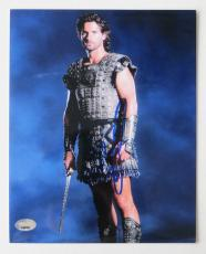 Eric Bana Signed Troy Authentic Autographed 8x10 Photo (PSA/DNA) #J64953
