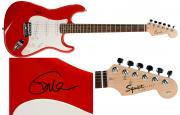 Eric Clapton Autographed Electric Guitar - PSA/DNA COA