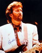 Eric Clapton Signed 16X20 Photo w/ Vintage Signature JSA #Z07651