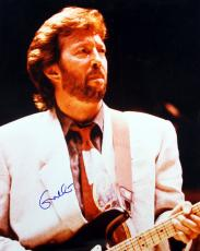 Eric Clapton Signed 16X20 Photo w/ Vintage Signature JSA #Z07651