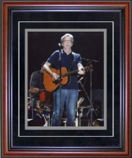 Eric Clapton Unsigned Framed 8x10 Photo
