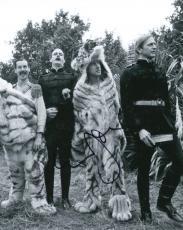 Eric Idle Autographed Monty Python Signed 8x10 Photo UACC RD