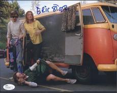 Eric Stoltz & Anthony Edwards Signed 'fast Times Ridgemont High' 8x10 Photo Jsa