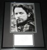 Eric Stoltz Signed Framed 11x14 Photo Display