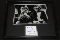 Eric Stoltz Signed Framed 11x14 Photo Display Pulp Fiction w/ Tarantino