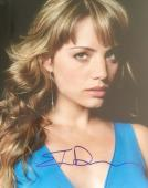 ERICA DURANCE (Smallville) signed authentic 8x10 photo #1