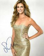 Erin Andrews DWTS Dancing with the Stars signed 8x10 photo FOX NFL ESPN 2