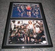 Erin Andrews SEXY Signed Framed 12x18 Photo Set JSA ESPN DWTS
