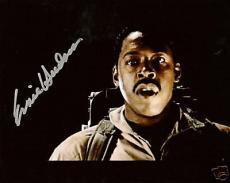 Ernie Hudson autographed Ghostbusters 8x10 photo
