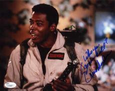 Ernie Hudson Ghostbusters Autographed Signed 8x10 Photo Authentic JSA AFTAL COA