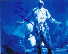 Ernie Hudson Signed 8x10 Photo Authentic Autograph Ghostbusters Coa A