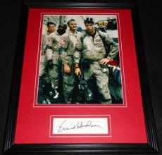 Ernie Hudson Signed Framed 11x14 Photo Display Ghostbusters