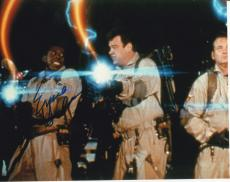 Ernie Hudson signed Ghostbusters 8x10 photo Winston W/Coa #2