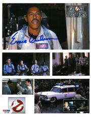 Ernie Hudson Signed Ghostbusters Authentic Autographed 8x10 Photo PSA/DNA#C67309
