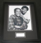 Esther Rolle Signed Framed 11x14 Photo Display Good Times