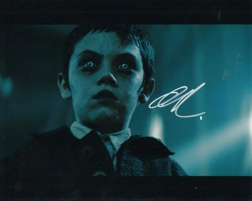 ETHAN CUTKOSKY signed (THE UNBORN) Horror Movie 8X10 photo *Barto* W/COA #2