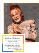 "Ethan Phillips ""neelix"" Star Trek Autographed Signed 8x10 Photo W/coa"