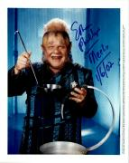 Ethan Phillips Signed Star Trek Voyager Neelix Promo 8x10 Photo #1