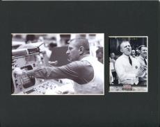 Eugene Gene Kranz NASA Flight Director Space Apollo 13 Rare Photo Card Display