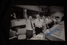 EUGENE KRANZ SIGNED AUTOGRAPHED 6x8 SMALL PHOTO APOLLO 13 NASA FLIGHT DIRECTOR