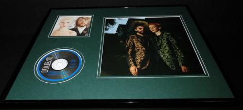 Eurythmics 16x20 Framed Revenge CD & Photo Display