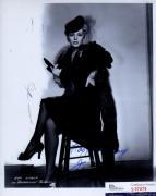 Eva Gabor Hand Signed Jsa Coa 8x10 Photo Autographed Authentic