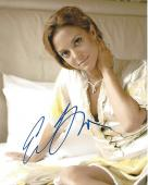 "EVA LARUE - MODEL/ACTRESS - Best Known for her Role as DR. MARIA SANTOS on ""ALL MY CHILDREN"" and DET. NATALIA BOA VISTA on ""CSI: MIAMI"" Signed 8x10 Color Photo"