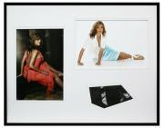 Eva LaRue Signed Framed 16x20 Photo Set All My Children CSI Miami