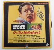 Eva Marie Saint Signed Laser Video Disc On the Waterfront Movie w/ AUTO