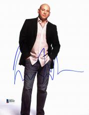 Evan Handler Californication Signed 8X10 Photo Autographed BAS #B51421