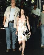 """EVANGELINE LILLY Best Known for her Role as KATE AUSTEN in """"LOST"""" Signed 8x10 Color Photo"""