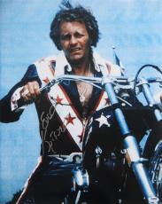 Evel Knievel Signed Authentic Autographed 16x20 Photo Deceased PSA/DNA #U19746