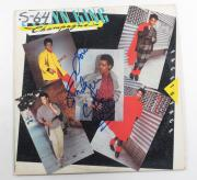 Evelyn Champagne King Signed LP Record Album Face to Face w/ AUTO