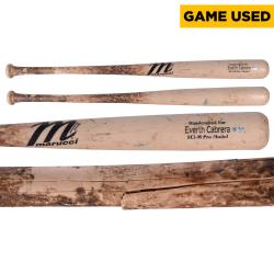 Everth Cabrera San Diego Padres 6/1/14 vs. Chicago White Sox Game-Used Broken Bat