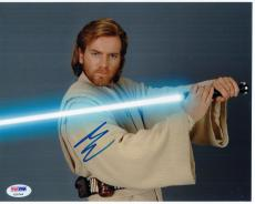 Ewan McGregor signed 8x10 photo PSA/DNA autograph Obi-Wan Kenobi Star Wars