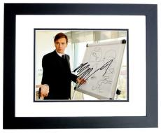 Ewan McGregor Signed - Autographed Salmon Fishing in the Yemen 8x10 inch Photo BLACK CUSTOM FRAME - Guaranteed to pass PSA or JSA - STAR WARS Actor