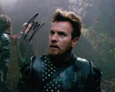 Ewan McGregor signed Jack the Giant Slayer 8x10 movie photograph w/coa