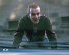 Ewan McGregor Signed Trainspotting Autographed 11x14 Photo BECKETT #B10265