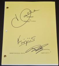 EXTANT Autographed Script by Halle Berry, Brad Beyer, and Goran Visnjic