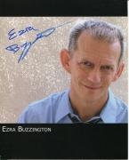 Ezra Buzzington Fight Club Justified The Hills Have Eyes Signed Autograph Photo