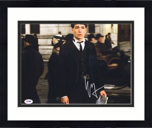 Ezra Miller Signed 'Fantastic Beasts and Where to Find Them' 11x14 Photo PSA