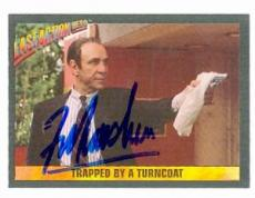 F Murray Abraham autographed card Last Action Hero #46 (IP)