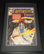 Fantastic Four #47 Framed 10x14 Cover Poster Photo Marvel