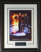 "Fantastic Four Framed 11x17"" Publicity Movie Poster"
