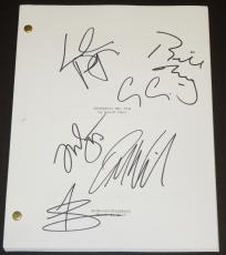 FANTASTIC MR. FOX Autographed Script by George Clooney, Meryl Streep, Jason Schwartzman, Bill Murray, Willem Dafoe, and Owen Wilson